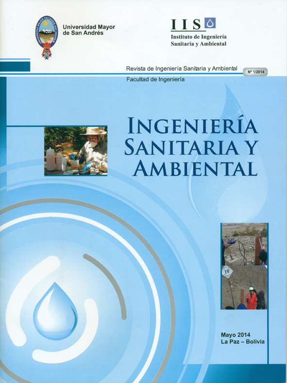 Ingeniería Sanitaria y Ambiental